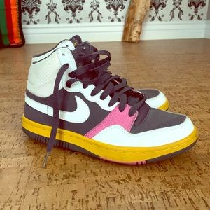 Nike Court Force High Top Women's Size 7.5